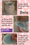 How To Change The Wax In Your Scentsy Warmer