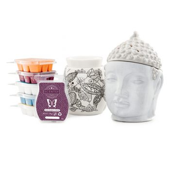 Perfect Scentsy - £42 Warmers