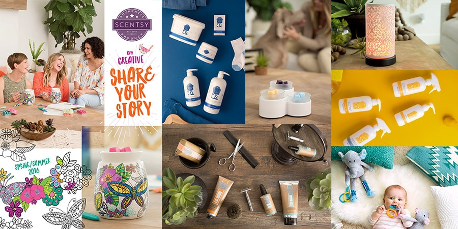 Scentsy New Zealand Catalogue