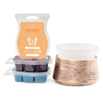 Scentsy System - £36 Warmer