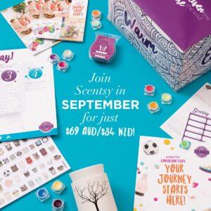 Scentsy Australia Mini Kit Joining Offer