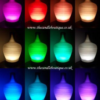Scentsy Evolve Diffuser Colours