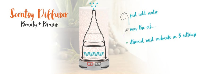 Scentsy Diffuser Instructions