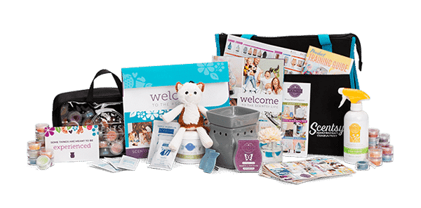 Australia And New Zealand Scentsy Starter Kit 2020