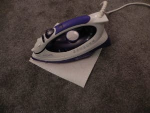 How To Remove Scentsy Wax From Your Carpet.