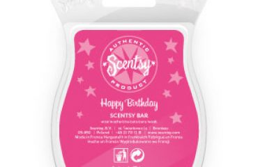 Happy Birthday Scentsy Bar