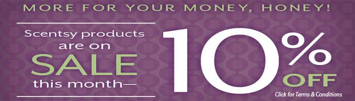 More For Your Money Honey With Scentsy UK