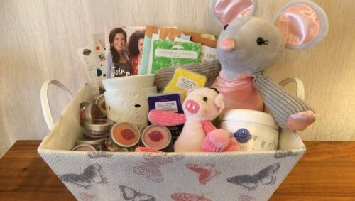 Book A Scentsy Basket Party