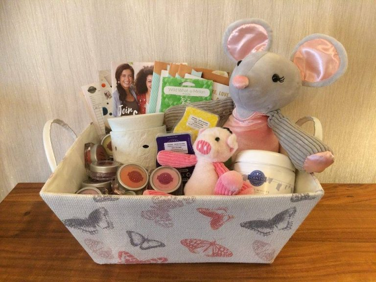 What is a Scentsy Basket Party?