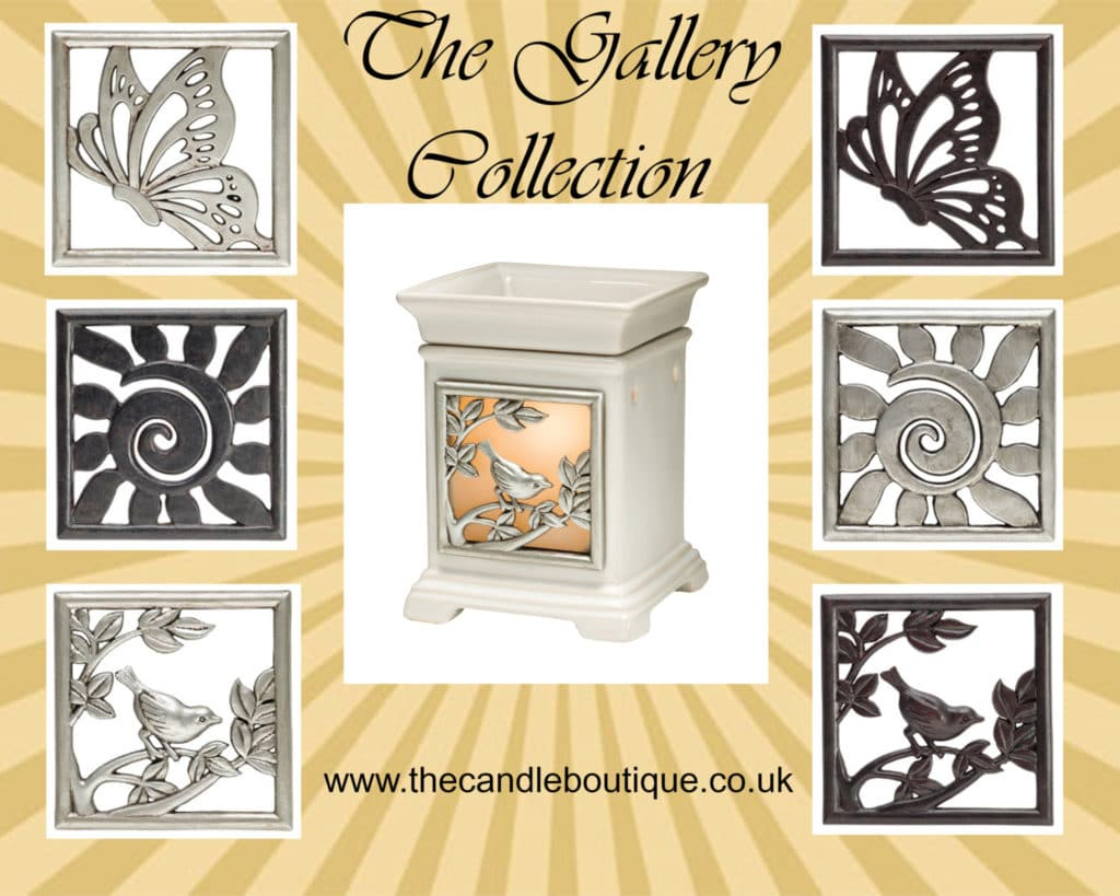 The Scentsy Gallery Collection