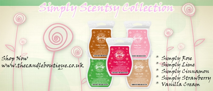 Simply Scentsy Collection
