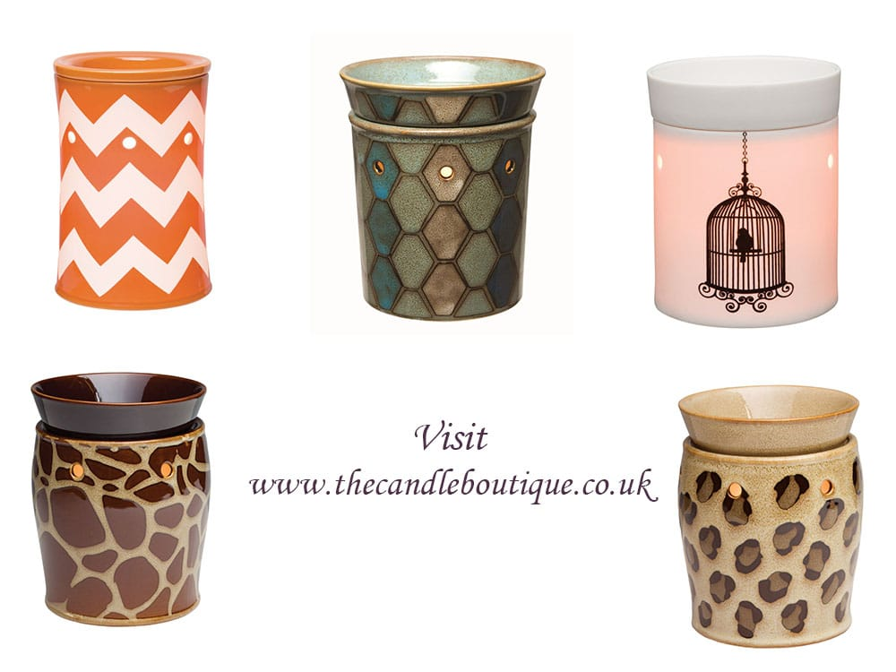 Scentsy new warmers
