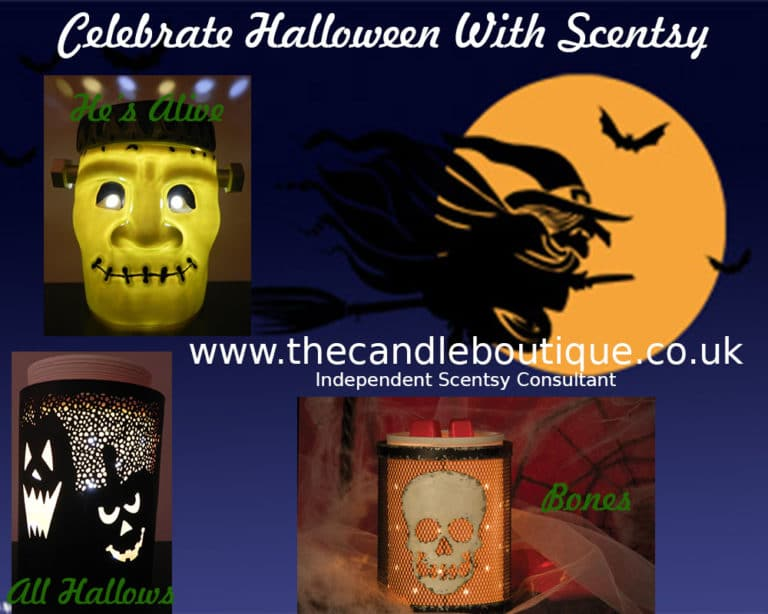 Celebrate Halloween With Scentsy