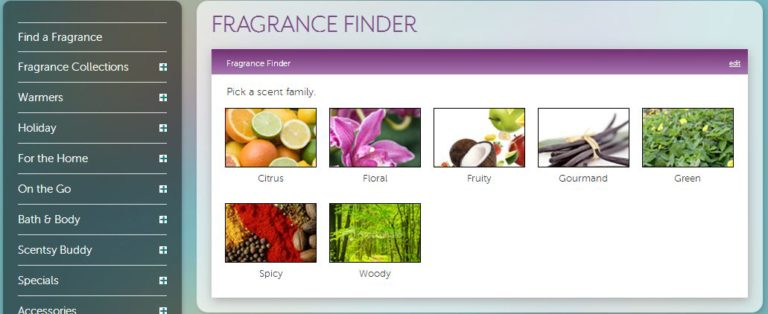 How To Use the Scentsy Fragrance Finder