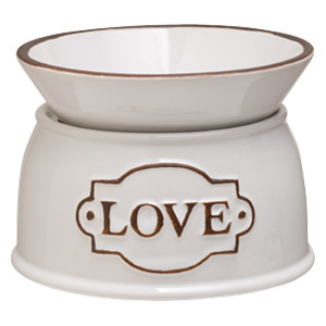 Scentsy Element Love Warmer