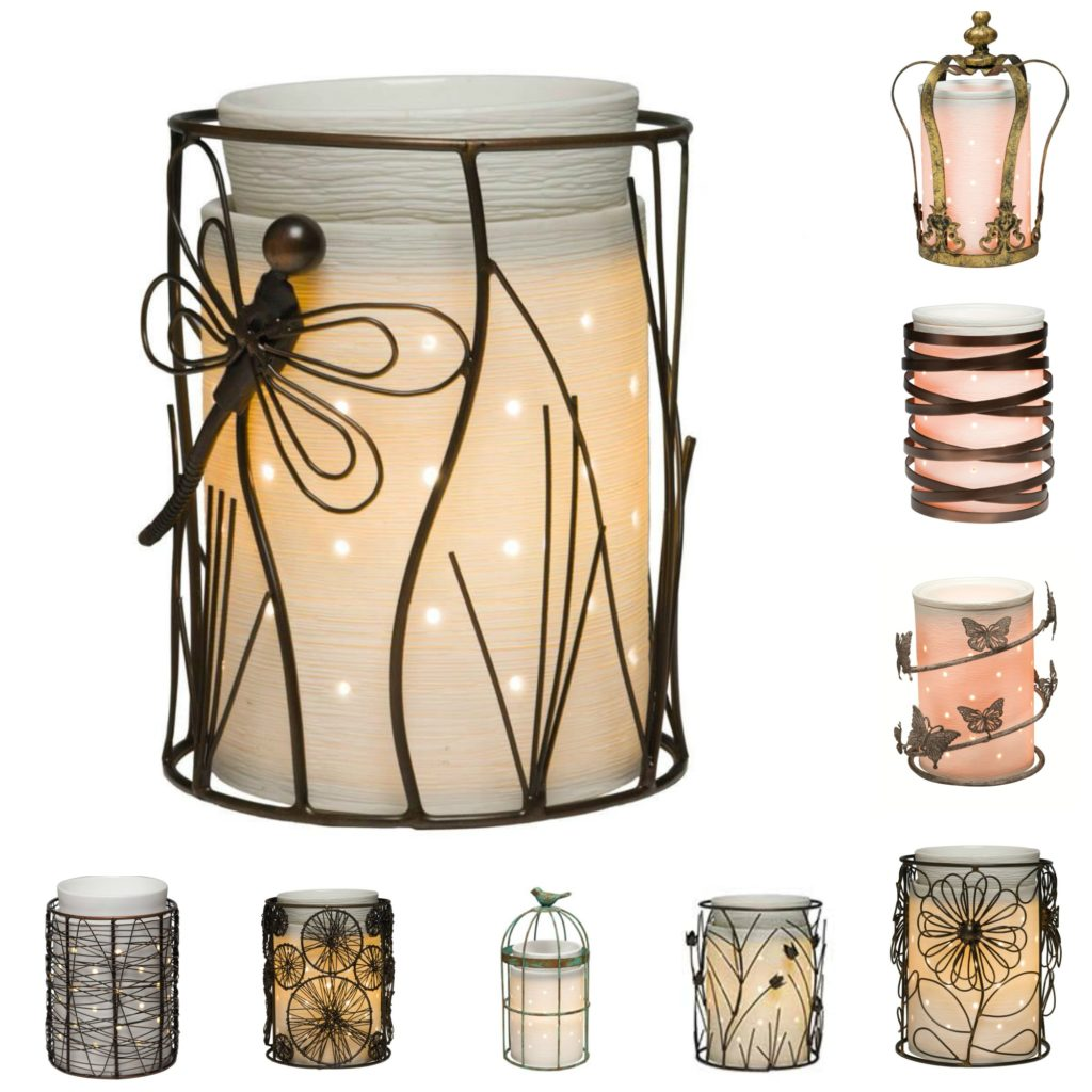 Scentsy Silhouette Collection