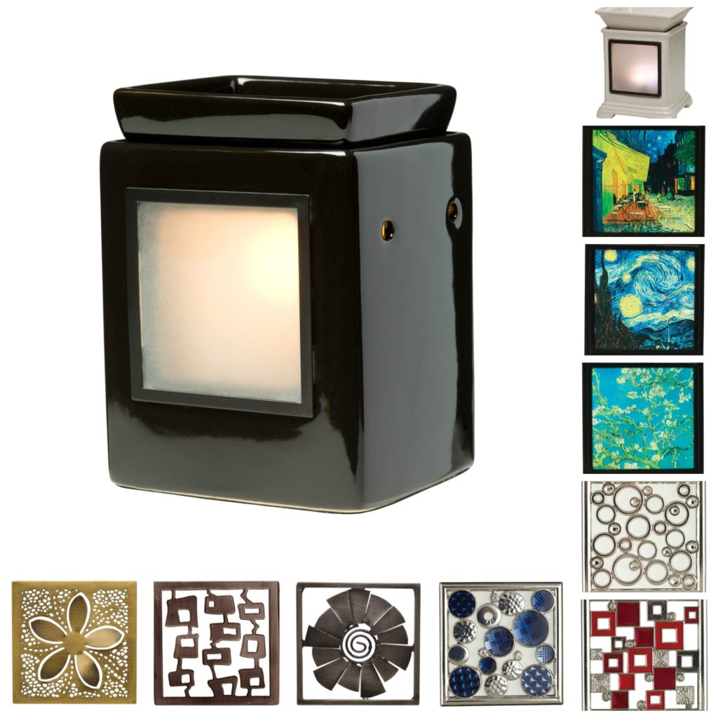 Scentsy gallery collection and frames