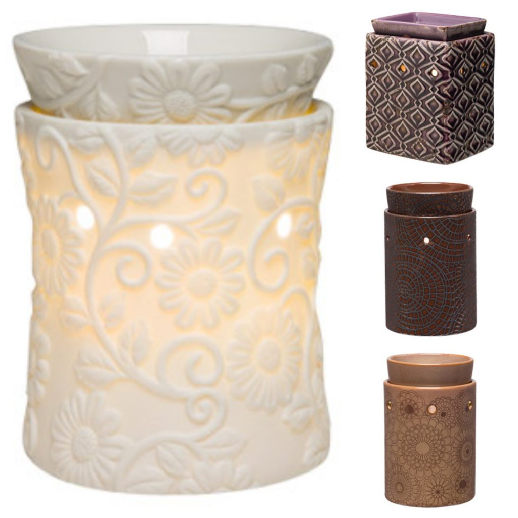 Scentsy Deluxe Collection Warmers