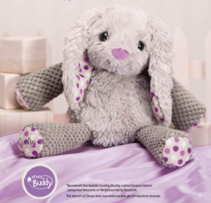 Scentsy roosevelt rabbit buddy