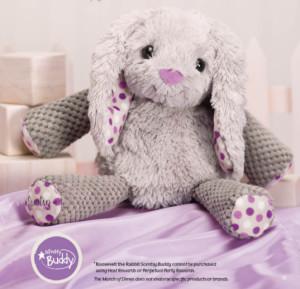 scentsy roosevelt rabbit charity buddy