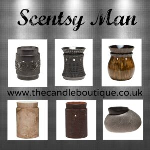 Scentsy Man for Father's Day