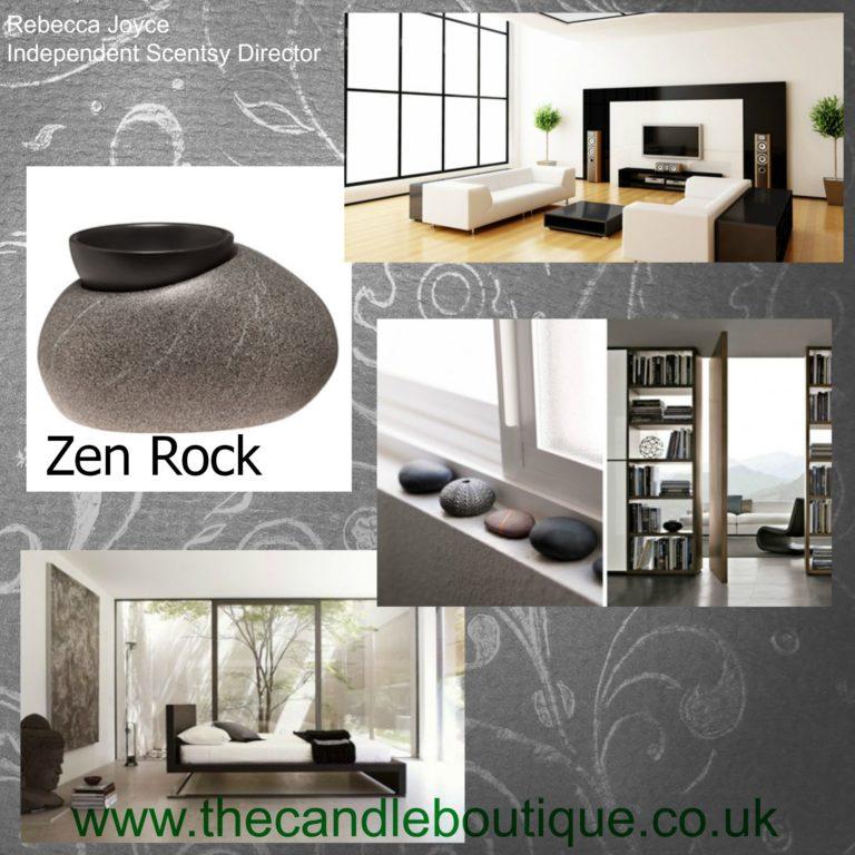Scentsy Zen Rock Wax Warmer