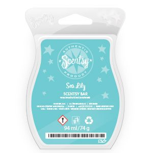 Sea Lily Scentsy Bar