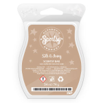 silk and ivory scentsy bar