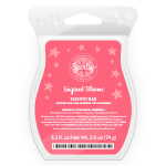 sugared blooms scentsy bar