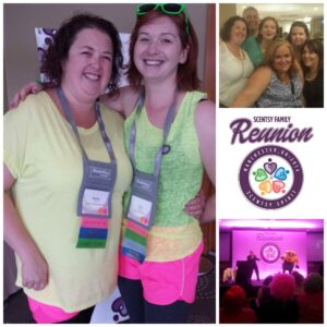 Scentsy Family Reunion Manchester 2014
