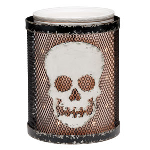 Bones Scentsy Silhouette Collection Wrap