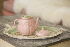 Scentsy Vintage Teapot Wax Warmer