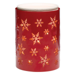 Snowburst Scentsy Wax Warmer