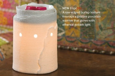 Scentsy Edge Wax Warmer