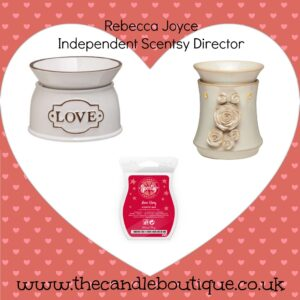 scentsy valentines day