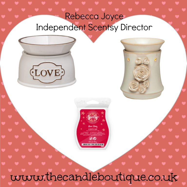 Scentsy Electric Scented Wax Warmers – The Perfect Valentine's Day Gift