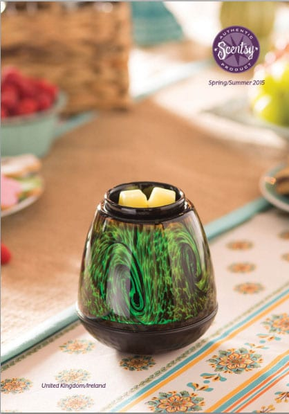 The Scentsy Spring/Summer 2015 is here!