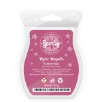 scentsy mystic magnolia scented wax bar