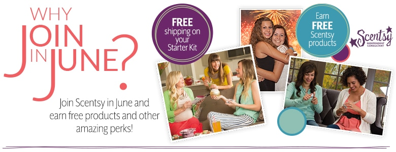 Scentsy Joining Offer