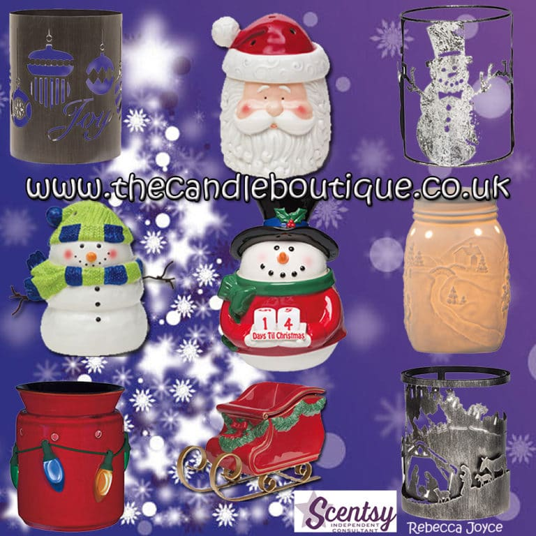 Deck The Halls With Scentsy This Christmas