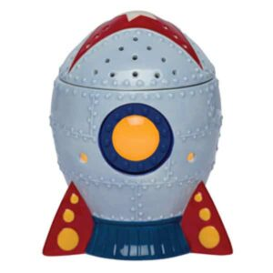 Scentsy Blast Off Rocket Kids Electric Warmer