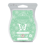 pear blossom and cucumber scentsy bar