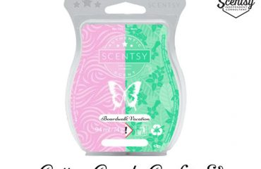 Scentsy Cotton Candy Cookie and Scentsy Summer Holiday Mixology Recipe