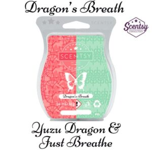 Scentsy dragons breath mixology recipe