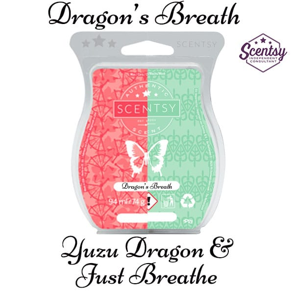 Dragon's Breath Scentsy Mixology Recipe Review