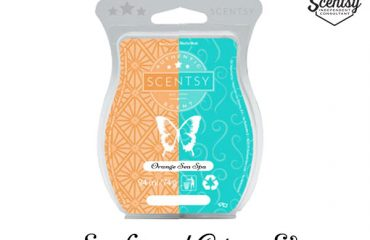 Scentsy Sunkissed Citrus and Scentsy By The Sea Mixology Recipe