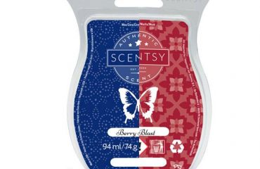 Scentsy Blueberry Rush and Scentsy Sugared Cherry Mixology Recipe