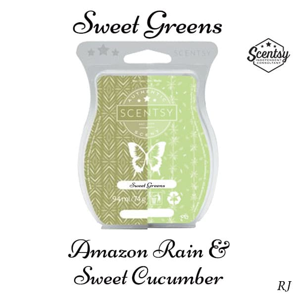 Scentsy Amazon Rain and Scentsy Sweet Cucumber Mixology Recipe