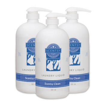 3 Scentsy Laundry Liquid Multi-Pack