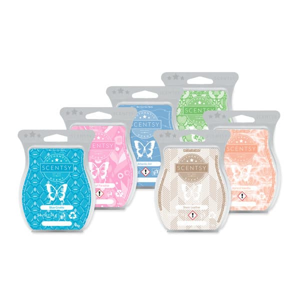 6 Scentsy Bar Multi-Pack